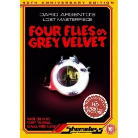 Four Flies On Grey Velvet (Uncut) (remastered) (Import)