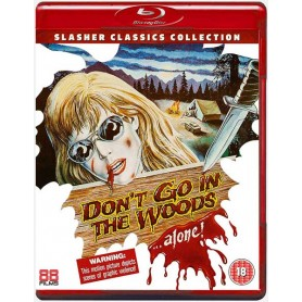 Don't go into the woods... alone! (Uncut) (Blu-ray) (Import)