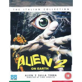 Alien 2 On earth (Blu-ray) (Import)