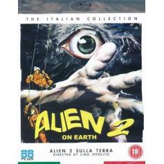 Alien 2 On earth (Blu-ray) (Import)