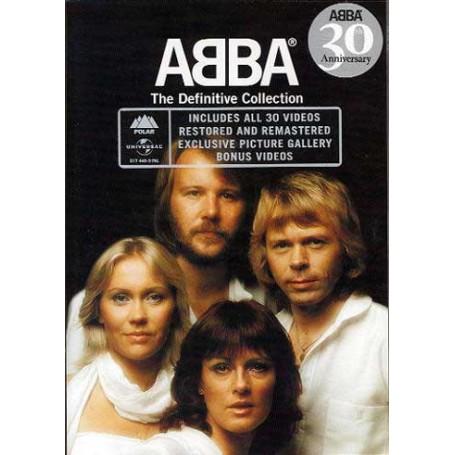 ABBA - Definitive Collection - 30 - årsutgåva