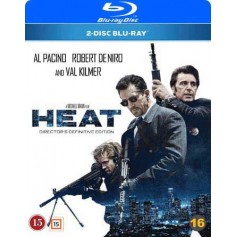 Heat (2 disc) (Remastered) (Blu-ray)