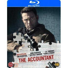 Accountant (Blu-ray)