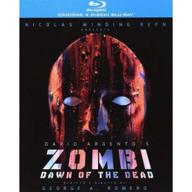 Zombi (Dawn Of The Dead) (+Booklet) (4 Blu-Ray) (Import)