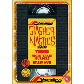 Shameless Slasher Nasties Box Set (Import)