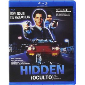 The Hidden (Blu-ray) (Import)