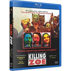 Killing Zoe (Blu-ray) (Import)