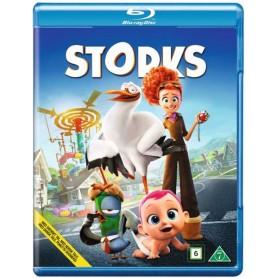 Storkarna (Blu-ray)