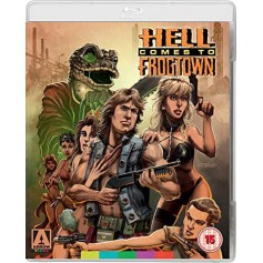 Hell comes to Frogtown (Blu-ray) (Import)