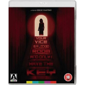 Your Vice is a Locked Room and Only I Have the Key (Blu-ray) (Import)