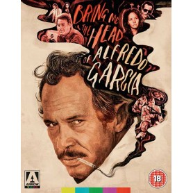 Bring me the head of Alfredo Garcia (Blu-ray) (2-disc) (Import)