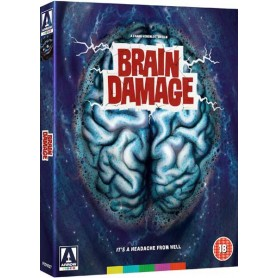 Brain damage: Limited edition (Blu-ray + DVD) (Import)