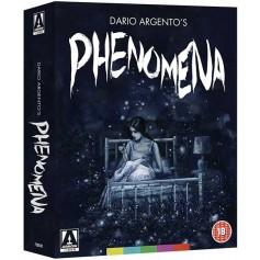 Phenomena: Ltd edition (Blu-ray) (3-disc) (Import)