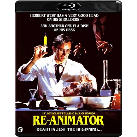 Re-Animator (2-Disc) (Blu-ray) (Import)