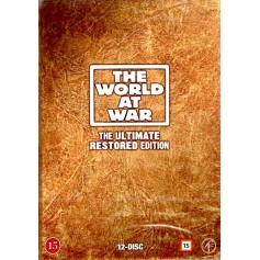 World at War Box (Ultimate restored edition) (12-disc)