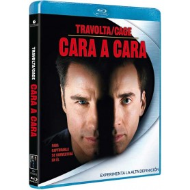 Face/Off (Blu-ray) (Import svensk text)