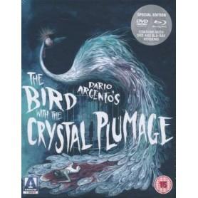 Bird with a crystal plumage: Ltd ed (Blu-ray + DVD) (Import)
