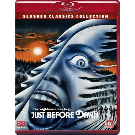 Just before dawn (Blu-ray) (Import)
