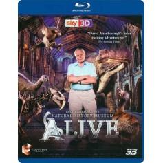 David Attenborough's Natural History Museum Alive (Blu-ray 3D) (Import)