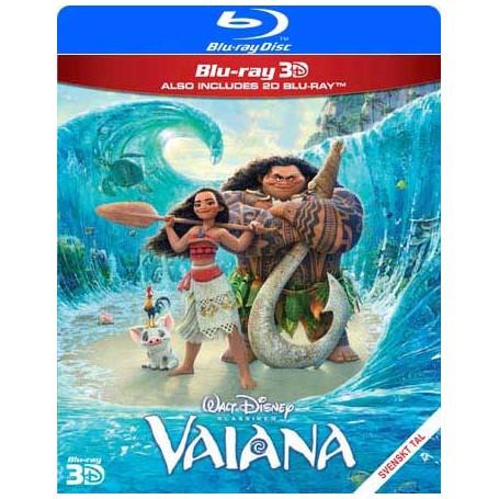 Vaiana (Real 3D + Blu-ray)