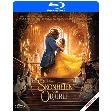Skönheten och Odjuret (2017) (Blu-ray)