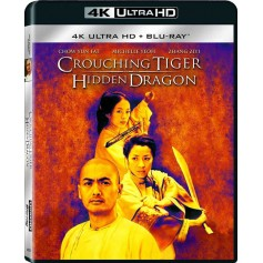 Crouching Tiger, Hidden Dragon - 4K Ultra HD Blu-ray (Import)