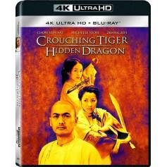 Crouching Tiger, Hidden Dragon - 4K Ultra HD Blu-ray (Import)