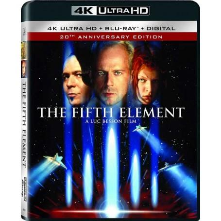 Fifth element - 4K Ultra HD Blu-ray + Blu-ray (Import)