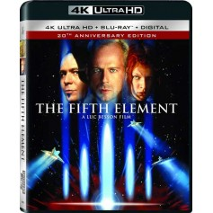 Fifth element - 4K Ultra HD Blu-ray + Blu-ray (Import)