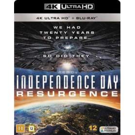 Independence Day - Återkomsten (4K Ultra HD Blu-ray)