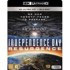Independence Day - Återkomsten (4K Ultra HD Blu-ray)