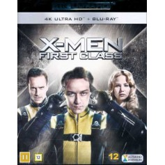 X-Men - First Class (4K Ultra HD Blu-ray)