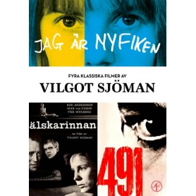 Vilgot Sjöman - Box