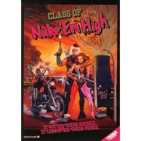Class of Nuke 'Em High (Nyrelease)