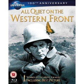 All Quiet on the Western Front (Blu-ray) (Import svensk text)