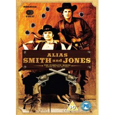 Alias Smith and Jones - The Complete Series (10-disc) (Import)