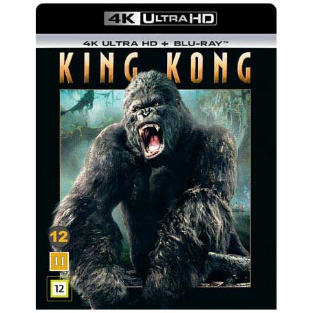 King Kong (2005) (4K Ultra HD Blu-ray)