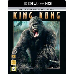 King Kong (2005) (4K Ultra HD Blu-ray)