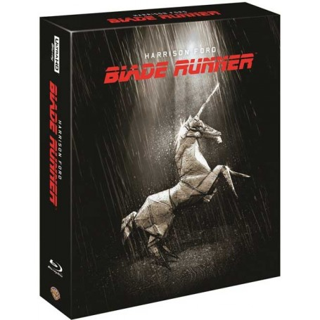 Blade Runner (4K Special Edition + Blu-ray) (Import svensk text)