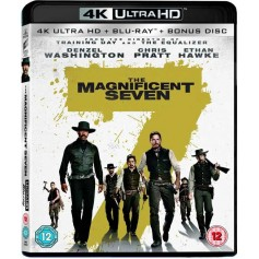 The Magnificent Seven (4K Ultra HD + Blu-ray) (3 disc) (Import)