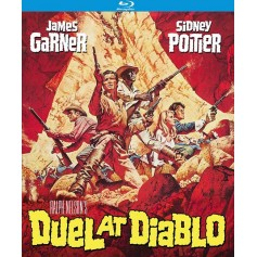 Duel at Diablo (Blu-ray) (Import)