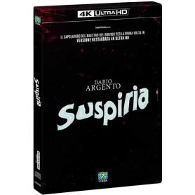 Suspiria (Blu-Ray 4K+Blu-Ray+CD) (Limited ed.) (Import)