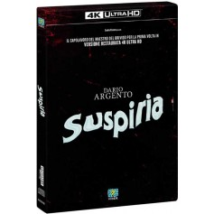 Suspiria (Blu-Ray 4K+Blu-Ray+CD) (Limited ed.) (Import)