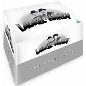 Laurel & Hardy - The Collection (21-disc Box Set) (Import)
