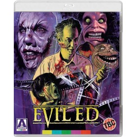 Evil Ed: Limited edition (Blu-ray + DVD) (3-disc) (Import)