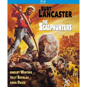 The Scalphunters (Blu-ray) (Import)