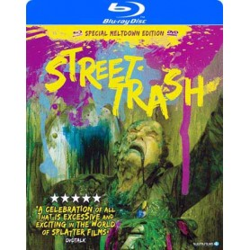 Street trash (Blu-ray+DVD)