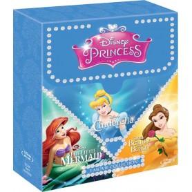 Disney Princess - 3 Movie Collection (Blu-ray)