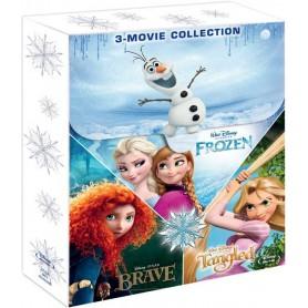 Disney vinter-box (Frost/Modig/Trassel) (3-disc) (Blu-ray)