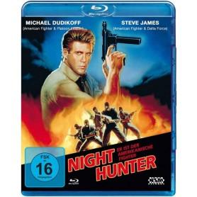 Night Hunter (Blu-ray) (Import)